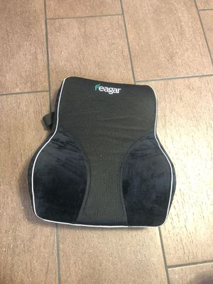 Back support for all type of chairs. Truck, car, office chair for Sale in Stouchsburg, PA