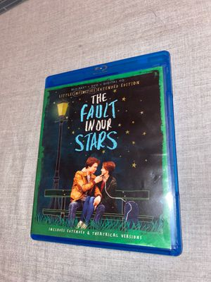 The Fault In Our Stars Blu-Ray DVD for Sale in Cheyenne, WY