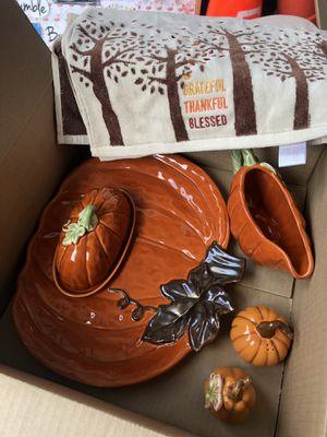 Fall Kitchen Items for Sale in Broken Arrow, OK