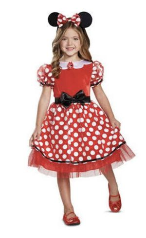 Minnie Dress / costume for Sale in Phoenix, AZ