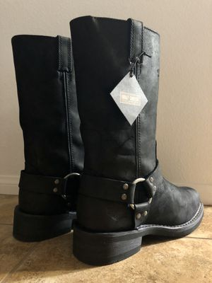 Harley-Davidson Men's Bowden Motorcycle Boots (9W) for Sale in Los Angeles, CA