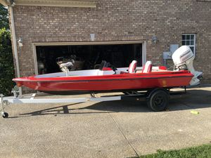 Ranger bass boat for Sale in Spring Hill, TN