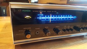 Pioneer stereo receiver phono amp for Sale in Glendale Heights, IL