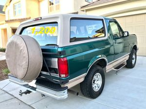 🎃🎃$1,200 for Sale! 1996 Ford bronc🎃 for Sale in Orlando, FL