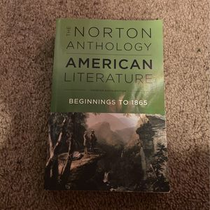 American Literature textbook (Engl 244) for Sale in Vancouver, WA