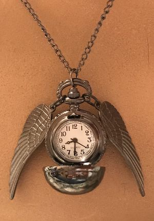 Winged Necklace Watch for Sale in Pueblo West, CO
