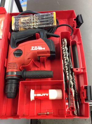 HILTI TE 6-S ROTARY HAMMER DRILL for Sale in Tacoma, WA