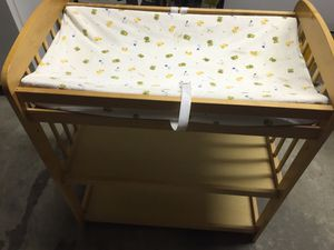 Baby changing table for Sale in Lancaster, OH