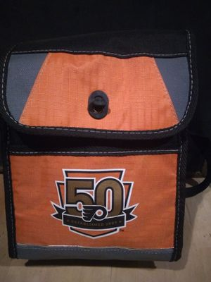 Flyers 50th year Lunch bag for Sale in Ridley Park, PA