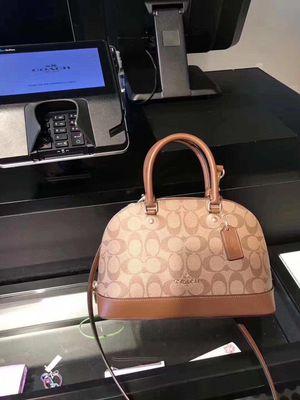 coach small logo handle bag for Sale in Mesa, AZ
