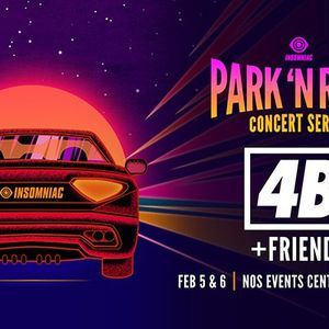 Park N Rave 4B+Friends Ticket for Sale in Fontana, CA