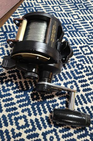 Shimano TLD 20 Two speed Reel for Sale in Imperial Beach, CA