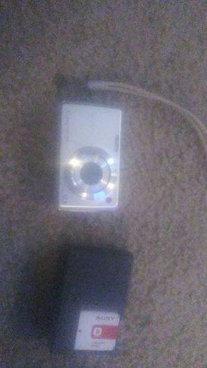 Camera sony 12.1 megapixels for Sale in Dallas, TX