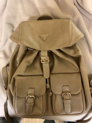 Named brand leather book bag for Sale in Indianapolis, IN