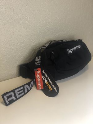 Supreme Fanny pack SS18 for Sale in Chico, CA
