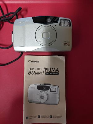 Canon 35mm Camera for Sale in Denton, TX