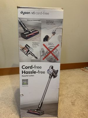 2x Dyson V6 Cordless with Motorhead for Sale in Seattle, WA