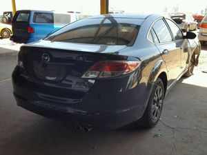 Wrecked 2012 Mazda 6 for Parts only for Sale in Phoenix, AZ