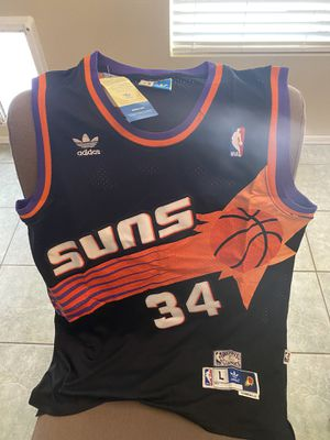 Phoenix suns Stitched Charles Barkley Jersey for Sale in Gilbert, AZ