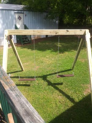 Swings and such for Sale in Lincolnton, NC