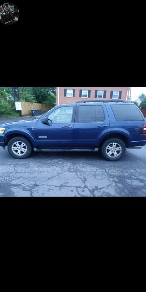 2008 Ford Explorer Leather Sunroof 4x4 loaded for Sale in Falls Church, VA