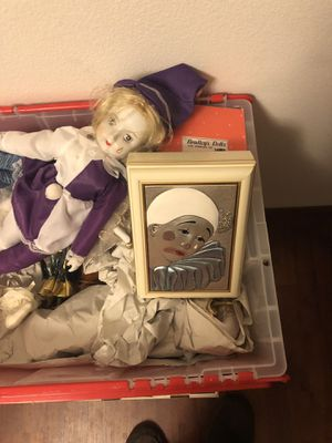 Various antique dolls for Sale in Seattle, WA