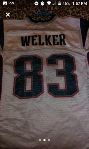 Patriots jersey size medium for Sale in Denver, CO