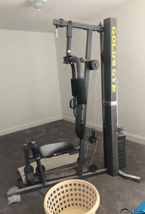 Golds Gym XRS 50 Home Gym for Sale in Orlando, FL