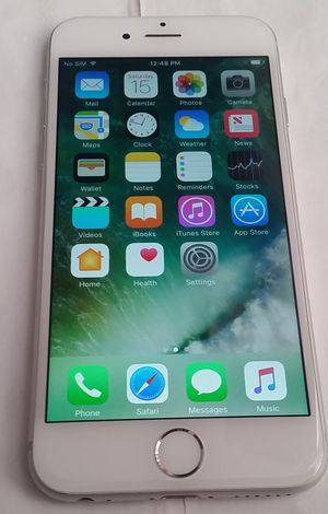 GENUINE Apple iPhone 6 (16GB) Unlocked for T-Mobile MetroPCS Verizon, LTE Smartphone 8MP, FaceTime Siri GPS Bluetooth Wi-Fi for Sale in Brooklyn, NY