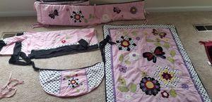 7 piece girls comforter set for Sale in Vestavia Hills, AL