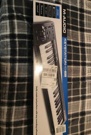 Keystation 49 MK3 for Sale in Hayward, CA