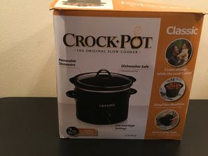 Kitchen crock pot for Sale in West Valley City, UT