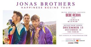 $45 tix Jonas Brothers for Sale in Artesia, CA
