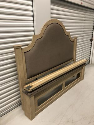King Size Bed Frame for Sale in Austell, GA