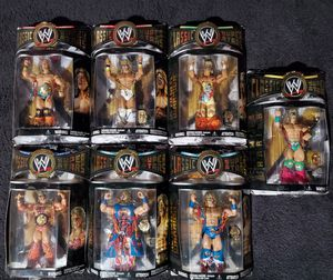 WWE Classic Superstars Ultimate Warrior collection for Sale in Riverside, CA
