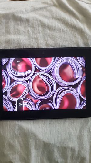 Kindle Fire 9inch screen for Sale in San Mateo, CA