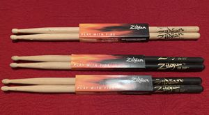 Zildjian 5B DIP drum sticks for Sale in Albuquerque, NM