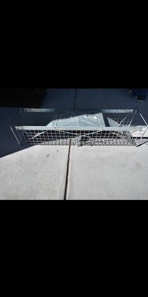 Cage trap for Sale in Santa Maria, CA