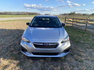 2017 Subaru Impreza only 11k miles for Sale in Spartanburg, SC