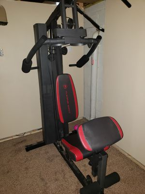 Marcy platinum home gym for Sale in Beaver, PA