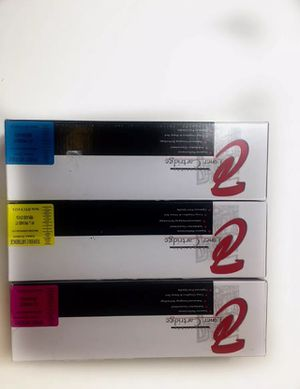 Ink Toner Cartridge Replacement 3 Pack Cyan Magenta Yellow CF412A for Sale in Terre Haute, IN