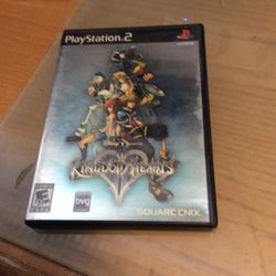 Play Station 2 Kingdom Hearts for Sale in Hialeah,  FL