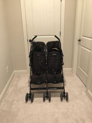 Maclaren all black double stroller. for Sale in Kernersville, NC