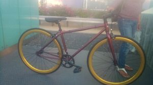 Golden cycle Vader fixie new tonight only $75 for Sale in Tempe, AZ