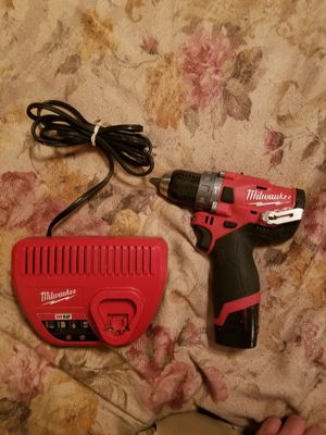 Milwaukee hammer drill for Sale in Mansfield, TX