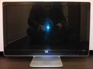 "Hewlett-Packard (HP) 2159m HSTND-2571-T 21.5"" High Definition (HD) Liquid Crystal Display (LCD) Monitor for Sale for Sale in San Jose, CA"