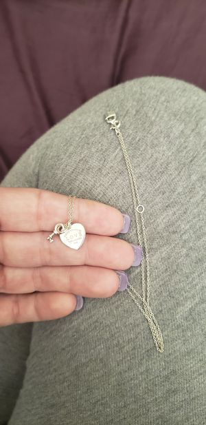 Tiffany's love heart tag and 2 Zales rings for Sale in El Mirage, AZ