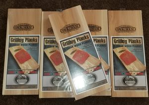 Cedar Grilling Planks $8 each for Sale in Edgewood, WA