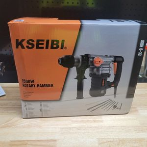 KSEIBI 1-1/4 inch Rotary Hammer Drill for Sale in Randallstown, MD