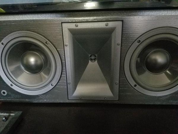 Klipsch center speaker C- 7